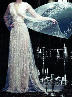 Ellie Saab Evening Gown