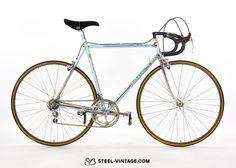 Steel Vintage Bikes - Colnago Arabesque 30th Anniversary Road Bike 1984