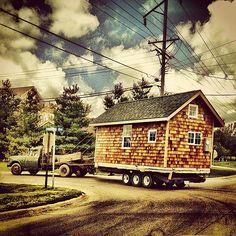Vastu-Cabin Tiny House