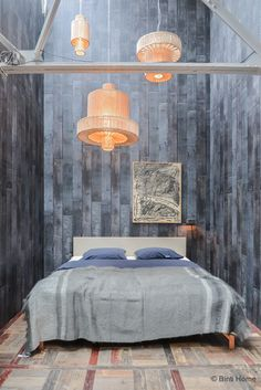 Dutch Design Week 2015 By Borre Textiles Scrapwood Floors Piet Hein Eek ©BintiHome