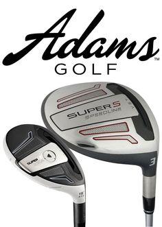 Adams Fairways & Hybrids Clearance - Tons Of Choices! Golf Club Sets, Golf Clubs, Rock Bottom, Choices