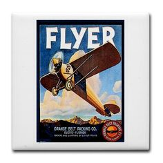 vintage airplane posters - Google Search