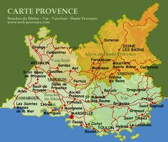 mapa1 Provence
