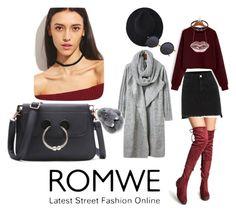 """#romwebag"" by lejlaam95 ❤ liked on Polyvore"