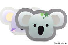 Koala Laterne Bastelanleitung mit Bastelvorlage ♥ von kerstinbremer.de. So cute! koala bear lantern ♥ #diy #basteln #herbst #herbstdeko #dekoration #dekoideen Fall Crafts, Diy And Crafts, Room Cooler, Cute Wild Animals, Traditional Lanterns, Star Lanterns, Batman Wallpaper, How To Make Lanterns, Cute Animal Photos