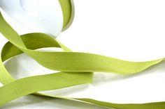 Varie - Nastro in Cotone Verde Oliva mm.25 mt.5 - un prodotto unico di raffasupplies su DaWanda