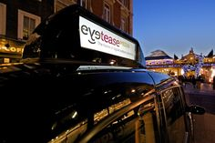 Eyetease media's new version 2.0 iTaxitop - seen in London but will it soon be soon in North America?