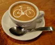 Let me a breake for a creative coffee bike.