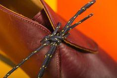 Maverick Two Tone Blue & Yellow  #handcrafted #handmade #giftideas # handcraftedgifts #artistmarket #creativefinds #onlinegiftstore #uniquegifts #handmademovement #supportsmallbusiness #madewithlove #giftsforhim #dapperdudes #shoelaces