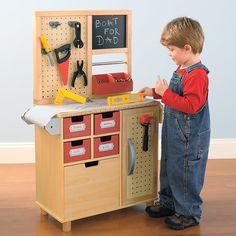 Amazon.com: Work Bench: Toys & Games