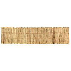 Tok&Stok - TRILHA CAMINHO DE MESA 160X40 Caminho de mesa confeccionado artesanalmente em junça trançada. Confeccionado por artesãos da Associação Cultura em Foco de Santa Luzia do Itanhy - SE.