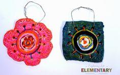 Art. Eat. Tie Dye. Repeat.: Steal Like An Artist--6th Grade Clay Looms