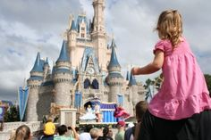 Tips For Taking Toddlers To Walt Disney World...GREAT descriptions of each park and what rides are best for little ones