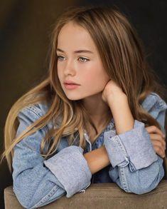 Beautiful Little Girls, The Most Beautiful Girl, Cute Little Girls, Beautiful Children, Beautiful People, Artists And Models, Famous Models, Kristina Pimenova, Russian Beauty