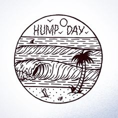 Having a swell Wednesday here in Newport Beach. #jamiebrowneart #humpday…