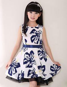Modelos de vestidos de diario para ninas