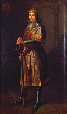 Peter III of Aragon, Peter the Great , 1239, in Valencia – 11 November 1285) was the King of Aragon (as Peter III) of Valencia (as Peter I), and Count of Barcelona (as Peter II) from 1276 to his death. At the invitation of some rebels, he conquered Sicily and became its king in 1282, pressing the claim of his wife, Constance. He was one of the greatest of medieval Aragonese monarchs.