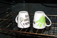 One Sassy Housewife: DIY Mother's Day Mugs