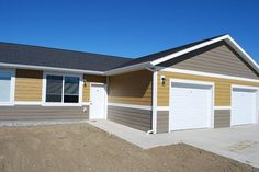 Pet Friendly Brand New 2017 Construction (off Elysian Rd & Mullowney Ln) - Billings MT Rentals | 2017 Brand New Construction (Off Elysian & Mullowney) Single level patio homes with attached garage included in rent. Private patio. Pet Friendly community. Elysian School District. Scenic views. Close to Costco. Easy access to Freeway. ... | Pets: Allowed | Rent: $950.00 | Call Happy Homes Apartments at 406-894-2111