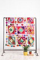 One-of-a-Kind Crazy Colorful Quilt  #UrbanOutfitters