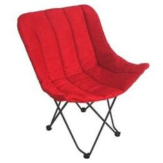 Butterfly Chair - Red  $7.49 available at target.com