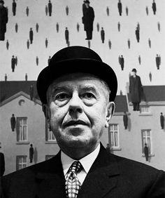 Rene Magritte, Belgica, 1898 - 1967