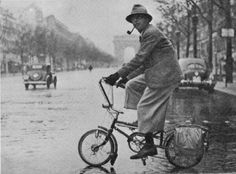 Jean-Paul Sartre   Paris, c. 1941