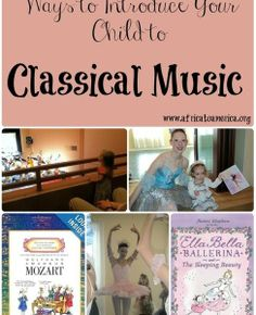 Ways to introduce classical music to the little ones