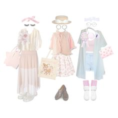 Cult Party Kei by emileela on Polyvore