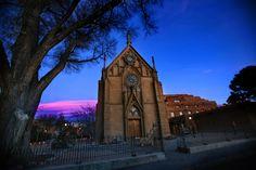 Loretto Chapel #SantaFe #NewMexico