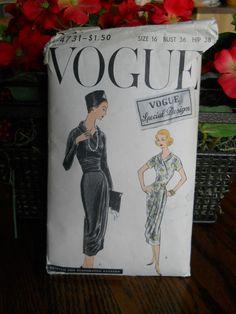 Vogue S-4731, Bust 36