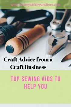 Top 8 best sewing aids these items will help your sewing. Must haves for any sewing enthusiast #sewing #sewingaids #crafting Business Goals, Business Advice, Online Business, Business Education, Business Management, Business Branding, Decoupage Letters, 7 Places, Craft Online