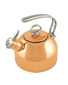 Bodum Chambord Copper Glass, Set of 2 | Bloomingdale's Chantal Tea Kettle, Copper Tea Kettle, Copper Glass, Cast Iron Cookware, No Plastic, Tea Pots, Stainless Steel, Tea Kettles, Tea Time