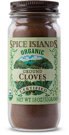 cloves ground