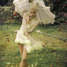 Tim Walker for Vogue Italia 2009.