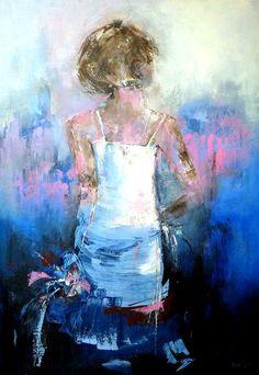 IRINA LAUBE | moderne Malerei, zeitgenössische Kunst, figurative Malerei