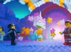 "17 Signs Princess Unikitty From ""The Lego Movie"" Is Your Spirit Animal /// Yes! :D"