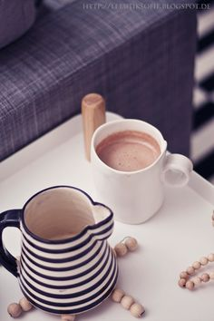 hot chocolate - kannetje Tine K Home at coos-je