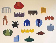 Richard Killeen cut out Paper Cutting, Art For Kids, Poppies, Kids Rugs, Cartoon, Drawings, Illustration, Artist, Artwork