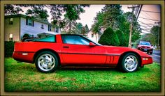C-4 RED Corvette / Meriden, CT | by Pentax K-x Connecticut Man