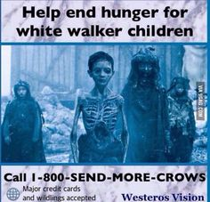 Malnourished wights