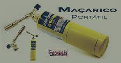 #consigaspecas - Maçarico Portátil, você encontra na www.consigaspecas.com.br