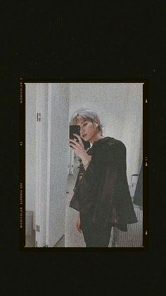 Taeyong Ideas On How To Use Container Gardening To Decorate Your House And Garden Nearly every house Walpaper Black, Black Wallpaper, Iphone Wallpaper, Nct Taeyong, W Two Worlds, Instagram Frame, Valentines For Boys, Jaehyun Nct, Na Jaemin