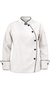 A real chef's coat! in awesome colors/styles?? Can't wait to have one when doing my big cooking/cleaning etc around the kitchen :)