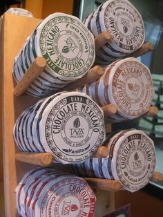 I've been seeing these round discs of Taza Chocolate in stores all over Boston, but I didn't know what the big deal was. Then someone told me that Taza ...