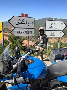 Una aventura SLIK en Marruecos... www.slik.com.co