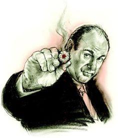 Tony Soprano - James Gandolfini
