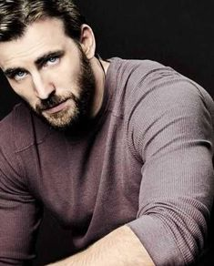 Chris Evans is just so fine. Sigh. #handsome #hot #sexy #celebrity #hunk