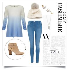 """""""Cozy Winters"""" by makenziethedancer ❤ liked on Polyvore featuring George, Joie, White House Black Market, SIJJL, Winter, cute, outfit and pretty"""