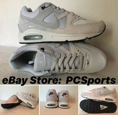 sale retailer 37c21 50210 Men s Nike Air Max Command Running Fitness Shoes 629993-102 Size 9  888507647542   eBay